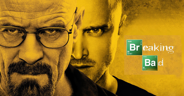 Breaking Bad, de Vince Gilligan