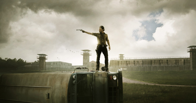 The Walking Dead, de Frank Darabont y Robert Kirkman