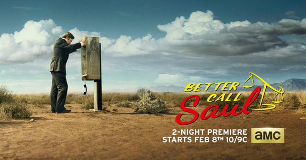 Better Call Saul, de Vince Gilligan y Peter Gould