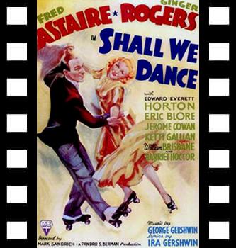 Fred Astaire Y Ginger Rogers Bailando Peliculas Musicales