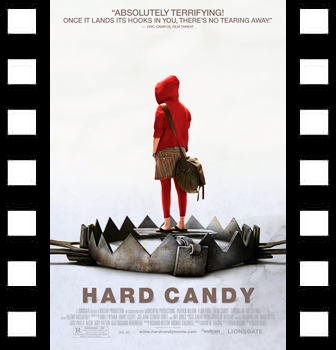 Cartel de 'Hard Candy', una película de David Slade.