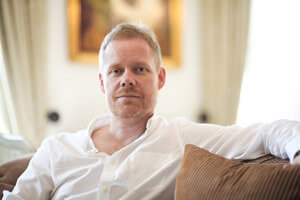 Max Richter, compositor de 'On the Nature of Daylight', incluida en 'The Blue Notebooks'.