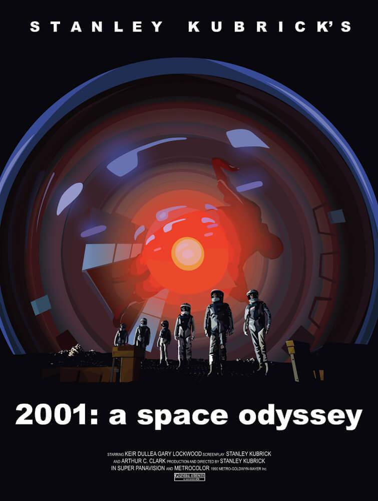 Resultat d'imatges de 2001 odisea