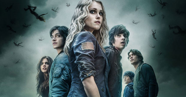 The 100, de Jason Rothenberg