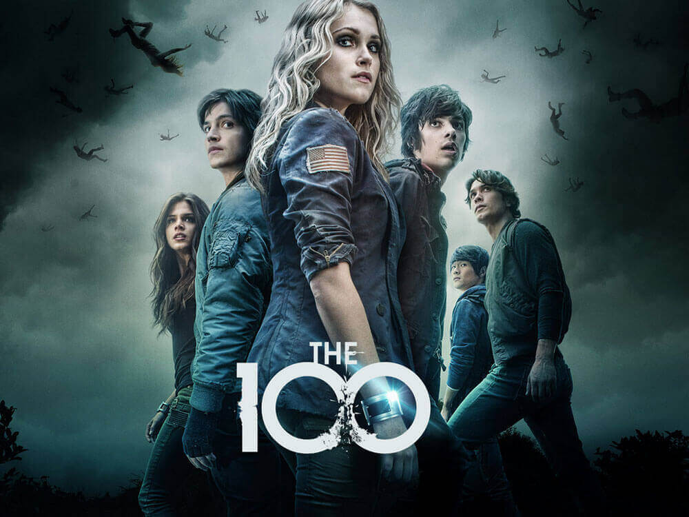 🥇 Serie Los 100 (The hundred) → Crítica, personajes y reparto