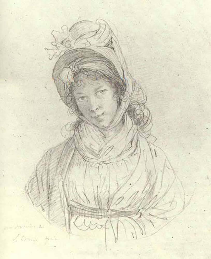 Élisabeth Louise Vigée-Lebrun   Mujeres Pintoras   Arte   Rachel Colomer